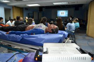 Primeros Auxilios – Reanimación Cardiopulmonar