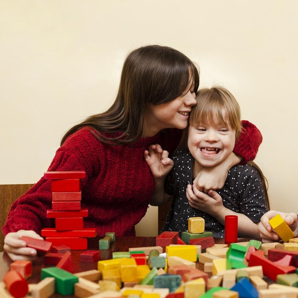 Anomalías congénitas, síndrome de Down