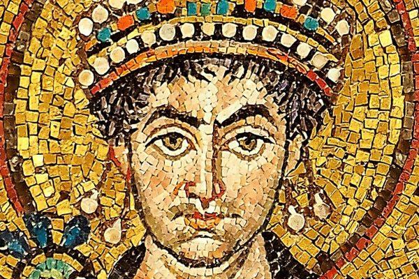 imagen del emperador Justiniano